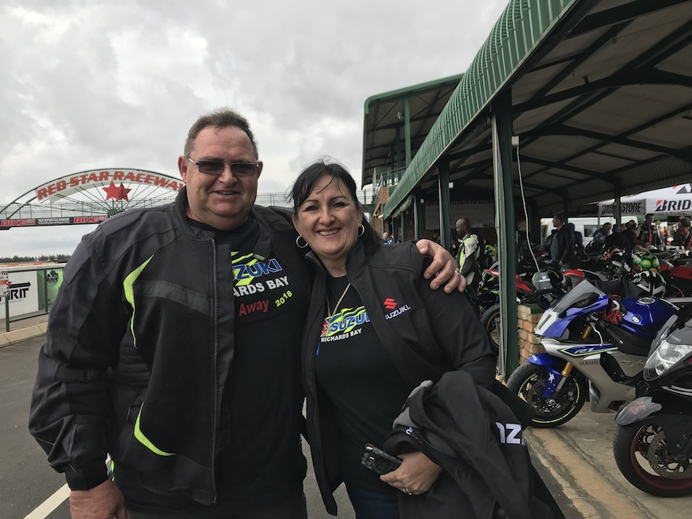 Suzuki Track Day 2018 Red Star_6906