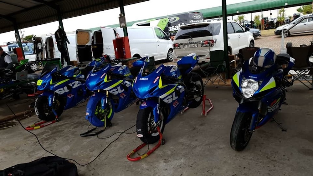 Suzuki Track Day 2018 Red Star_6922