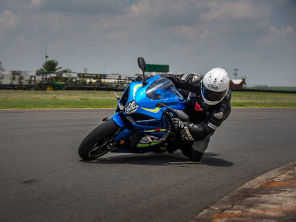 Spend this Saturday riding at Red Star for just R50 thanks to Suzuki