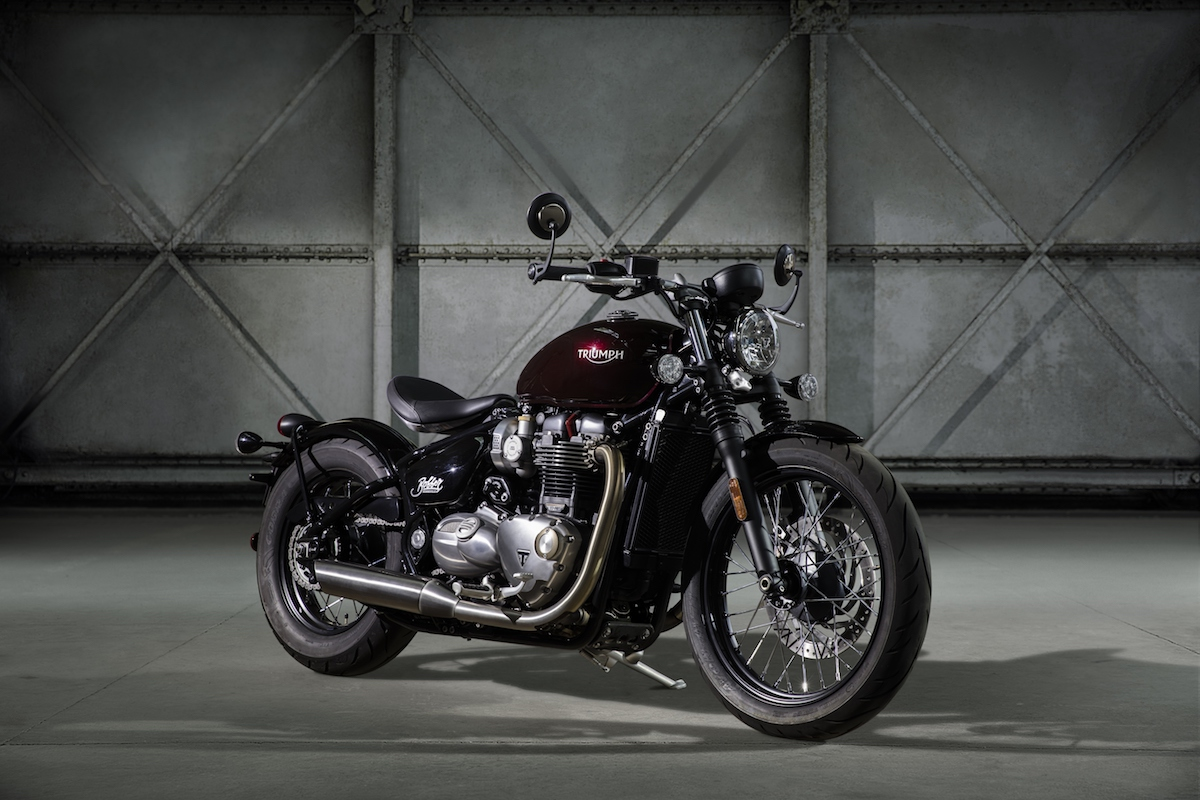 Triumph Bobber 5317