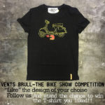 Vents Brull Competition vespa