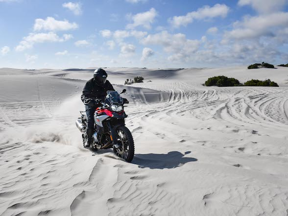 Review: BMW F 850 GS & F 750 GS launch, Cape Town