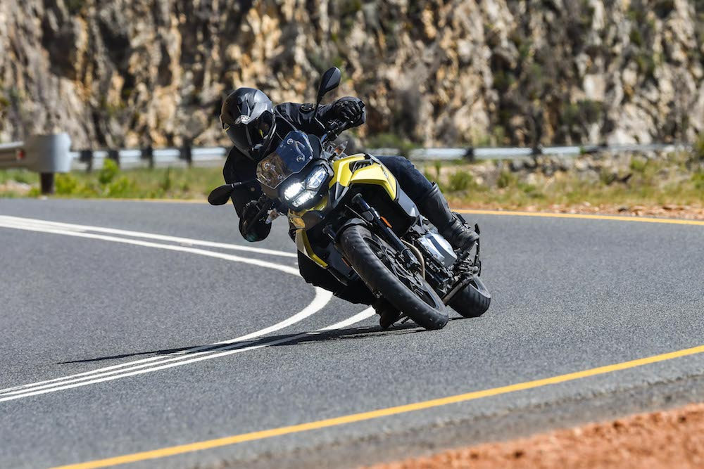 BMW F850 GS F750 GS Launch Cape Town 2_723 corner kean