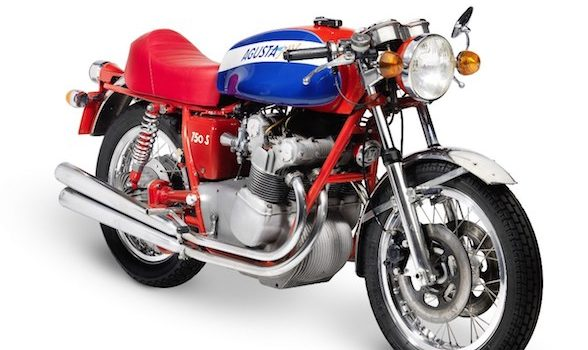 Great Bikes:MV Agusta 750S – four times the glamour, four times the price
