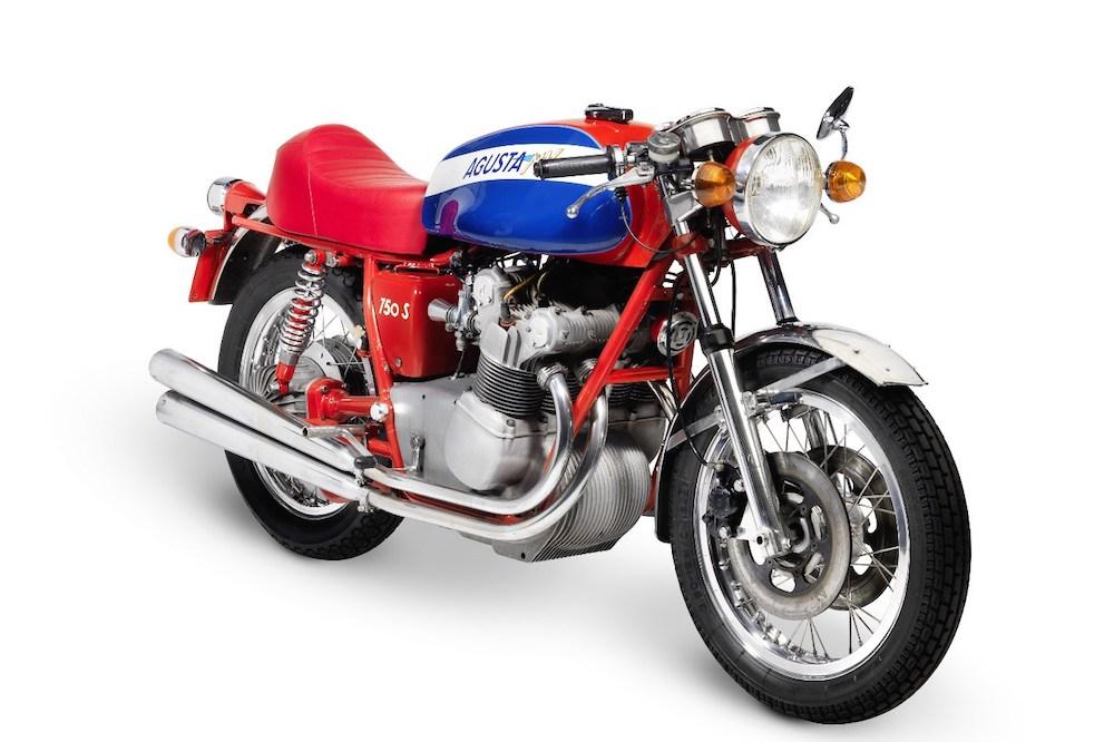 Great bikes MV Agusta 750S