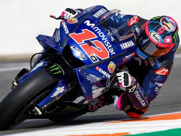 All the fun: MotoGP Valencia Test Day One