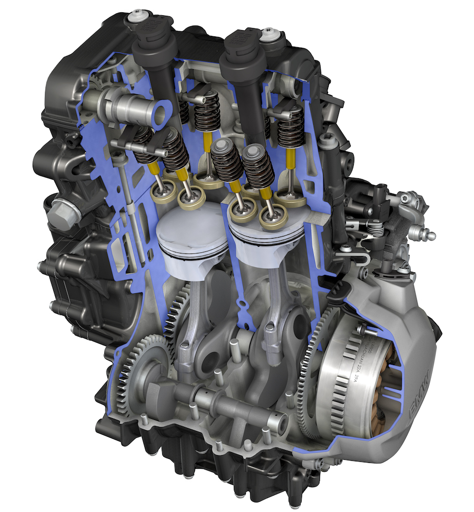 P90283229_F850 GS F750 GS Launch Cape Town motor engine