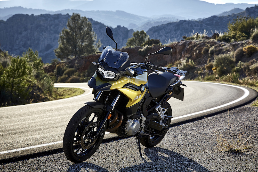 P90295842_F850 GS F750 GS Launch Cape Town