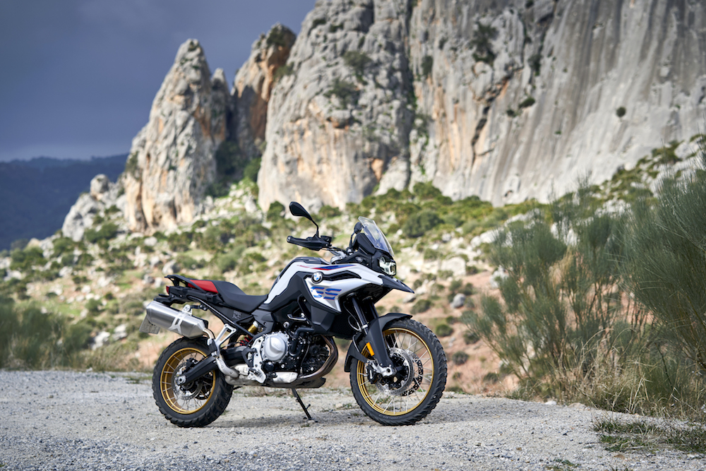 P90295936_F850 GS F750 GS Launch Cape Town