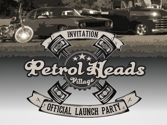 Petrol Heads Launch Info Feature