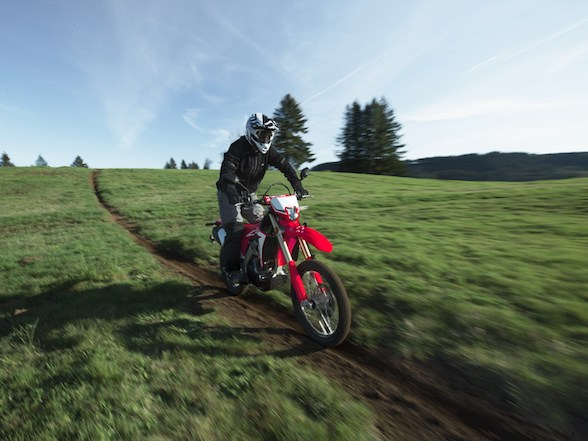 The Honda CRF450L is coming to South Africa, and soon