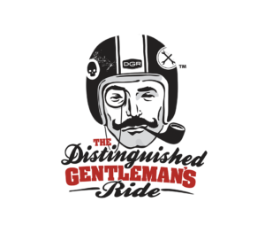 Distinguished Gentlemans ride logo