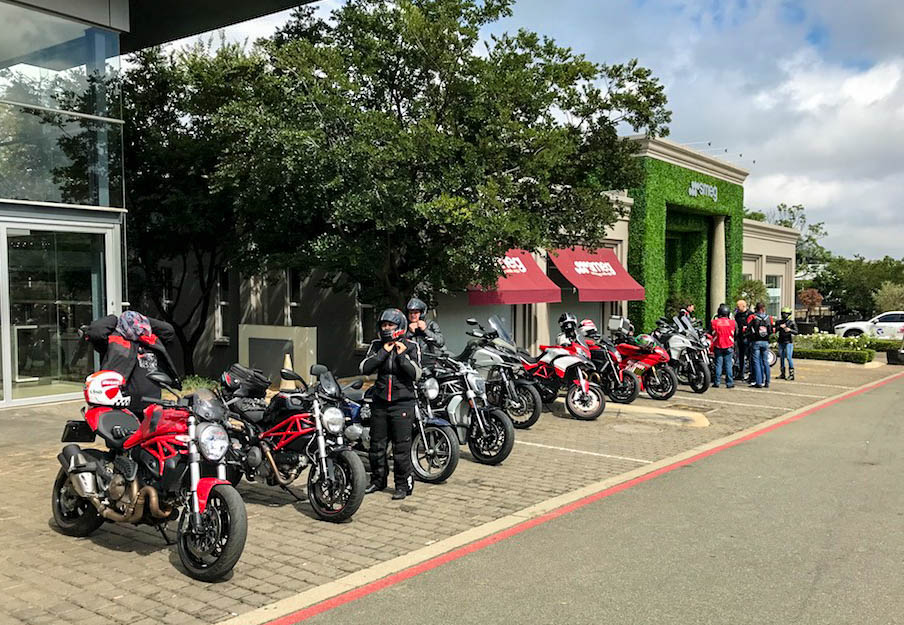 Ducati Owners Club South Africa Maserati Ride 8065-2