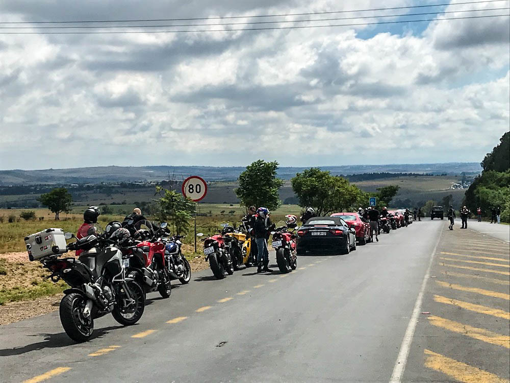 Ducati Owners Club South Africa Maserati Ride 8068-2