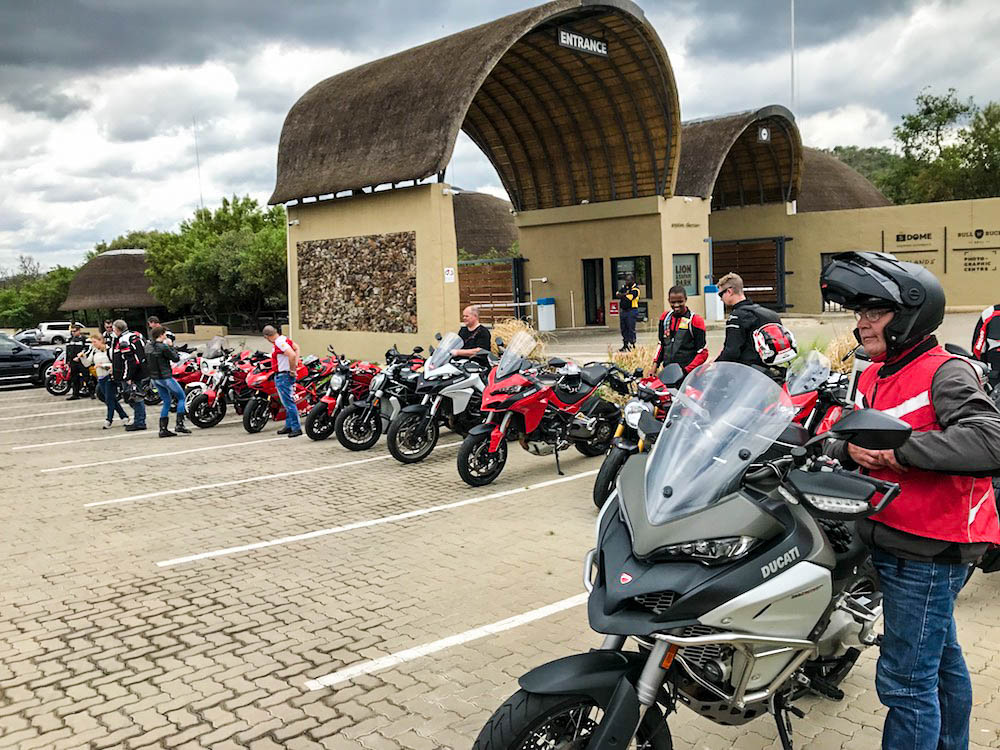 Ducati Owners Club South Africa Maserati Ride 8071-2