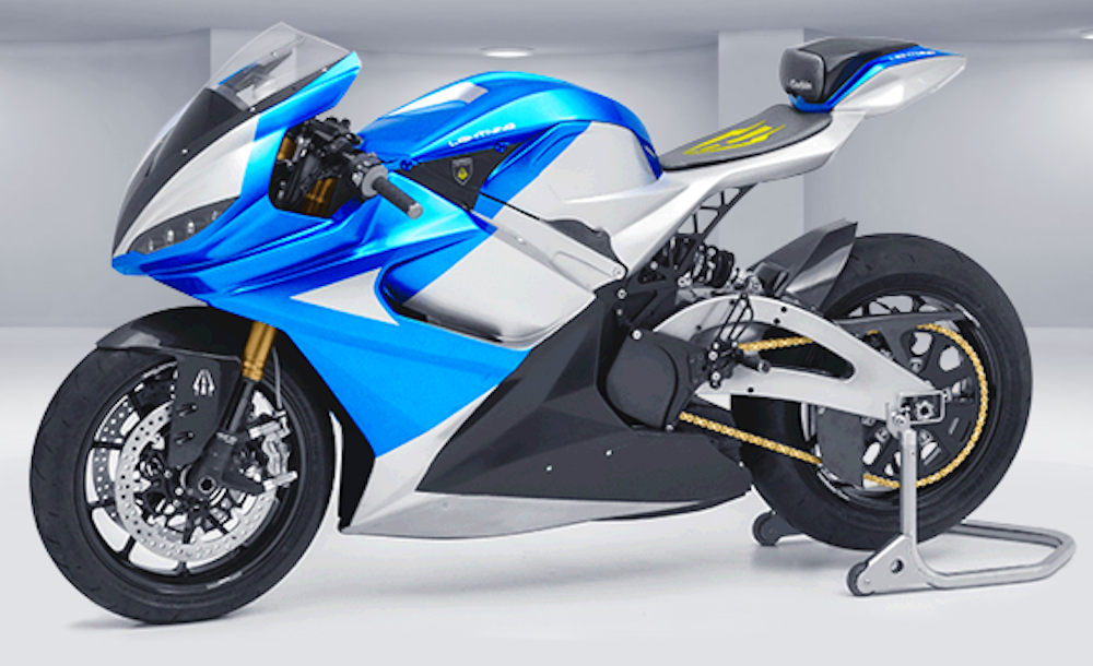 Lightning electric motorcycle fastest in world coming to south africa