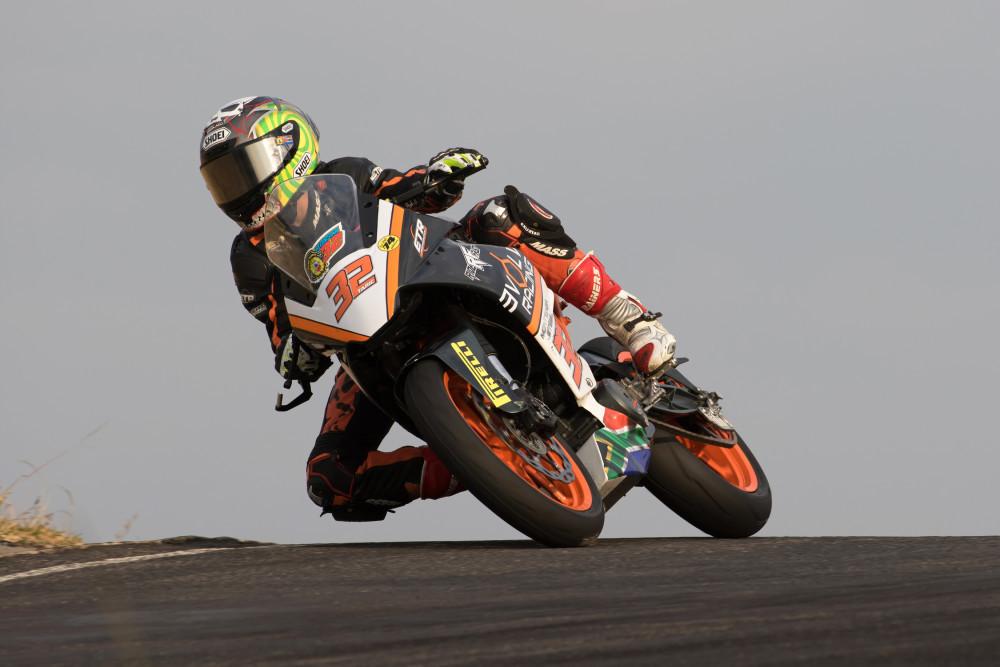 Monocle Race Series Taric van der Merwe