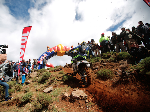 Big changes for Lesotho's Motul Roof of Africa Enduro 2018