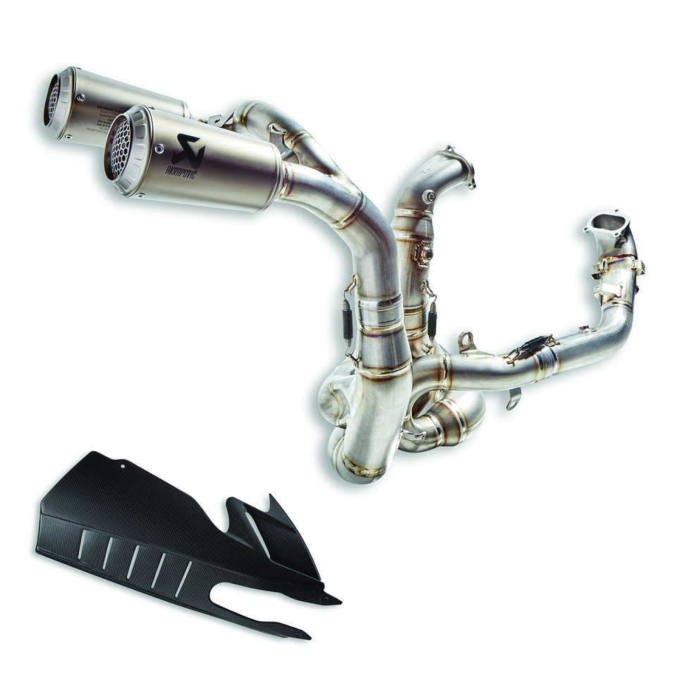 Akrapovic Exhaust Performance Technic