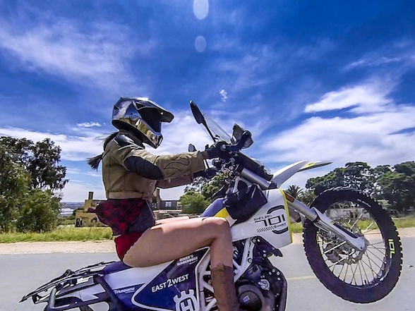 Tank Girls presents: The AntiPants AntiPoaching Ride – 20 January 2019