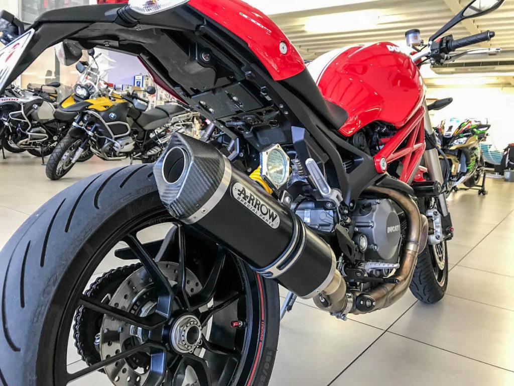 Fire It Up Ducati Monster 1100 Evo_8499-2