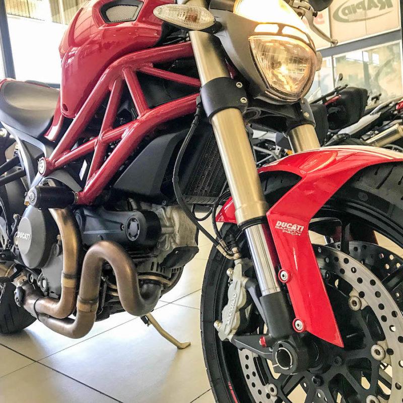 Fire It Up Ducati Monster 1100 Evo_8503-2