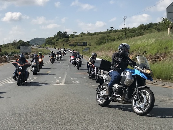 Image Gallery: Gauteng Ubuntu Run 2019 – Biker's Warehouse to Hartbeespoort Resort