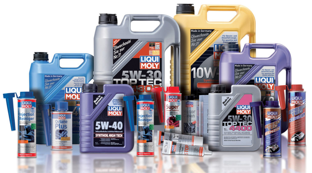 Performance Technic tip oil Liqui moly