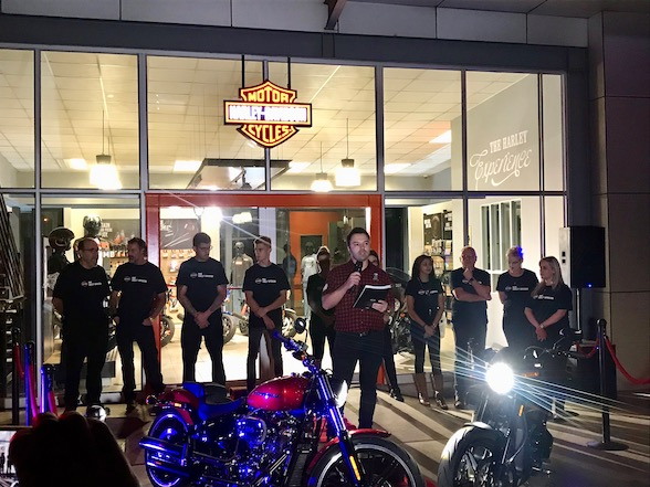 ROC Harley-Davidson opens in the South Rand