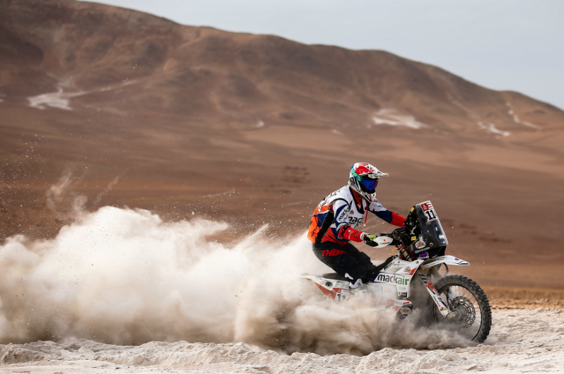Ross Branch rest day Dakar Rally Interview 2019-01-14 at 11.13.24