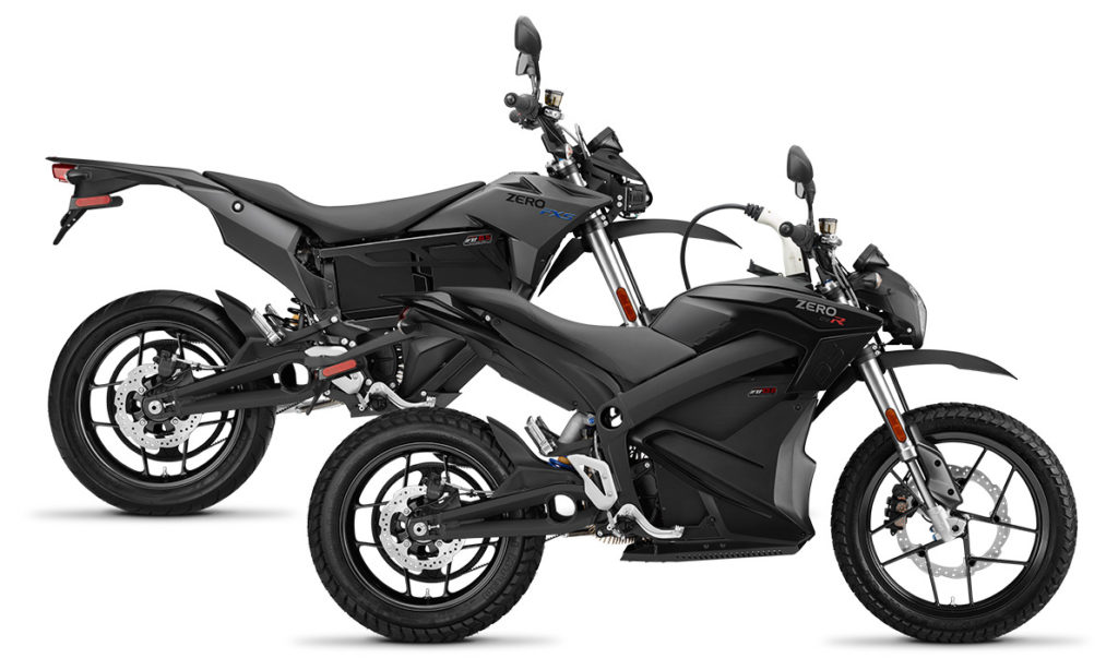 Zero electric Motorcycles Fire It Up Performance Technic