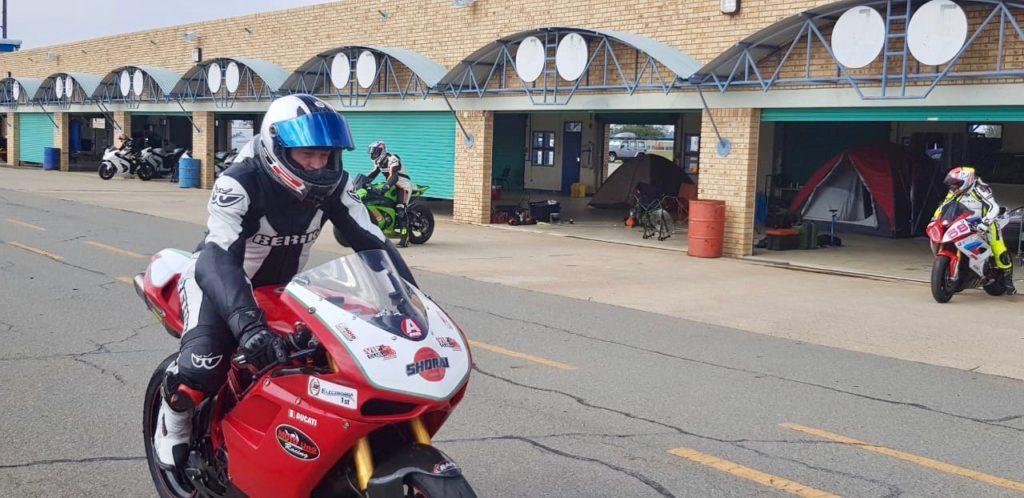 Phakisa Moto School Club track day secret f5154286-1f19-43da-84da-c07c2465045b