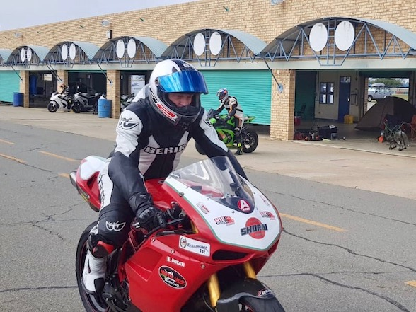 Phakisa Moto School Club, the biggest track day secret in SA