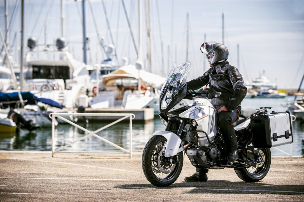 Recall KTM Super 1290 Adventure MY 2015 harbour