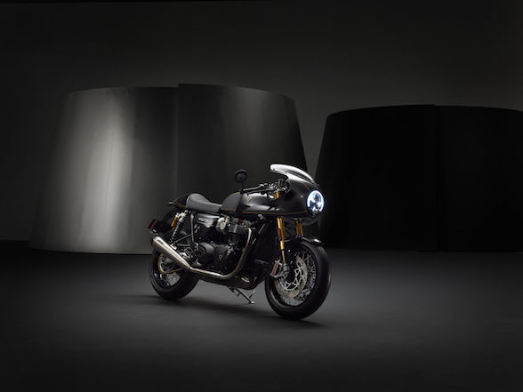 Triumph announces prices for Scrambler 1200XE, Thruxton TFC, Speed Twin and Bonneville T120 Ace, Diamond editions