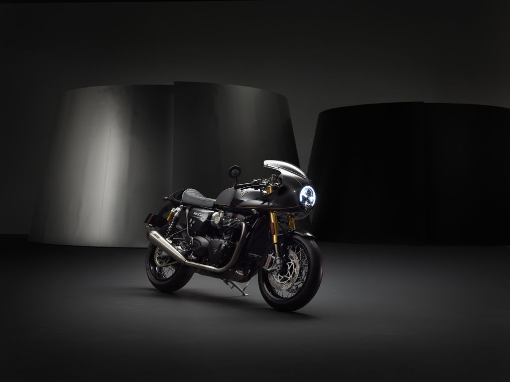 Triumph Announces Prices For Scrambler 1200xe Thruxton Tfc Speed