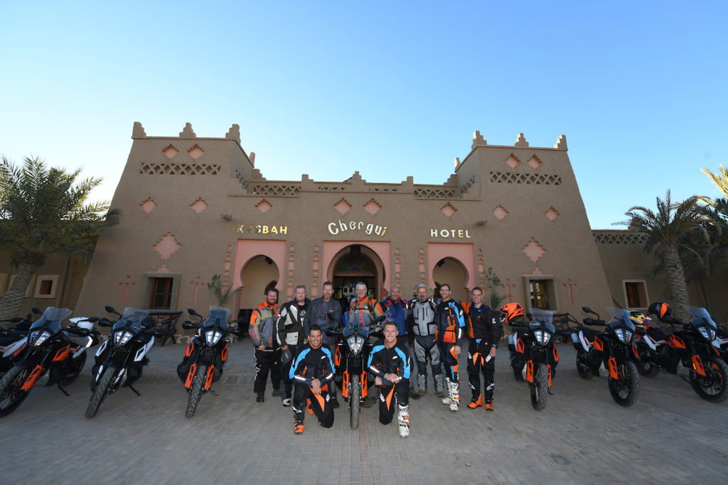 2019 KTM 790 Adventure launch Morocco captured by Zoon Cronje-0219