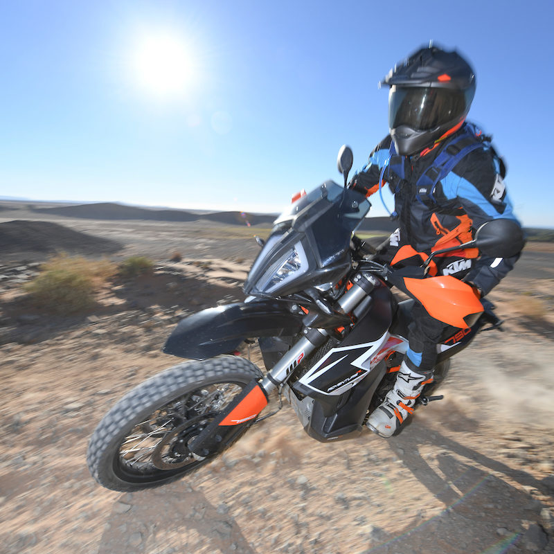2019 KTM 790 Adventure launch Morocco captured by Zoon Cronje-0304