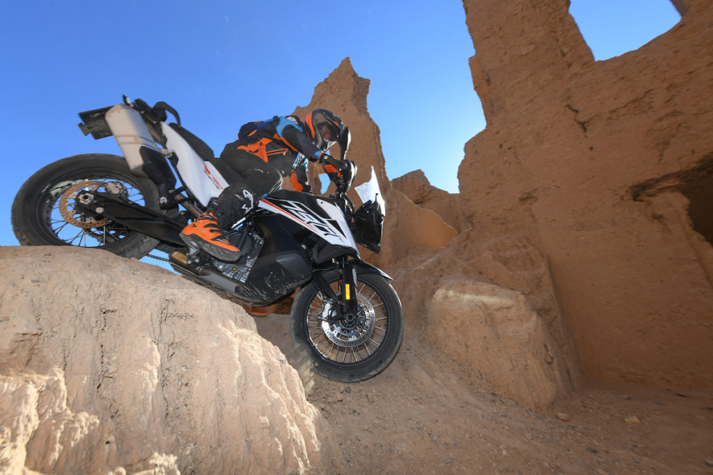 2019 KTM 790 Adventure launch Morocco captured by Zoon Cronje-0412