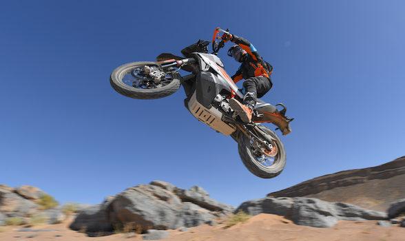 KTM 790 Adventure & Adventure R in Morocco