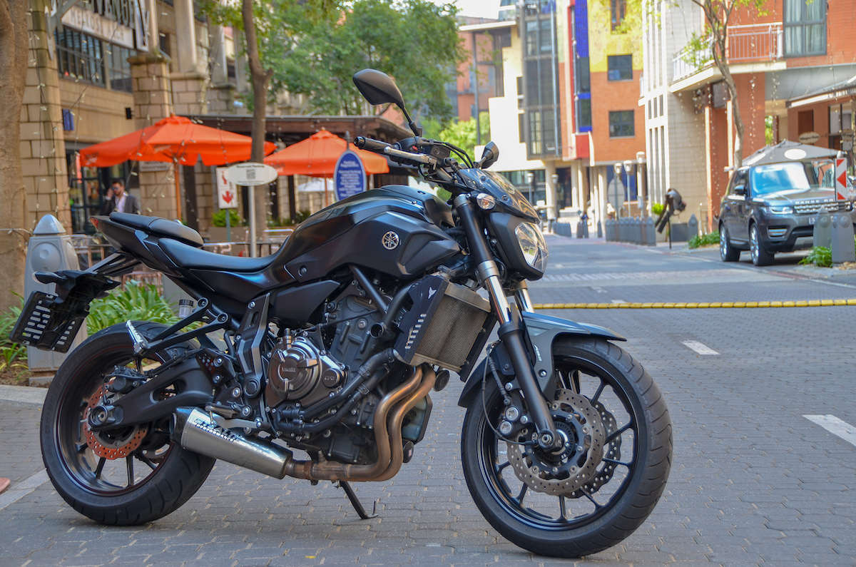 Fire It Up Friday Review: Yamaha MT-07 – small, fun and