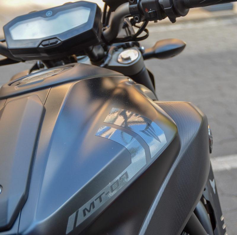 Fire it Up 2017 Yamaha MT-07 4056