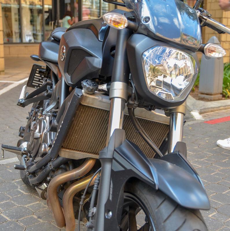Fire it Up 2017 Yamaha MT-07 4057