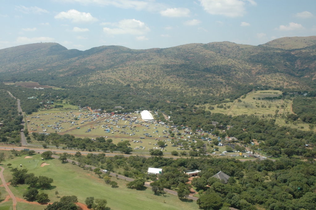 Impala Rally 2019 Resort Best Aerial Photo