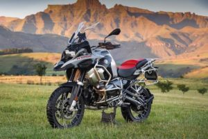 Review: BMW R1250GS Adventure in the Drakensberg