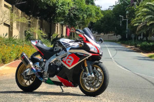 Fire It Up Review: One of just 500 Aprilia RSV4 RFs