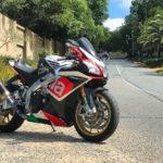 Aprilia RSV4 RF 2015 Fire It Up Review_9887