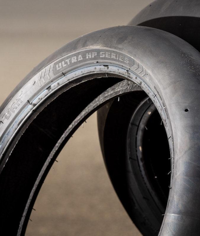 Batt UHP Full Slicks Review The Bike Show