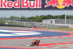 """Austin MotoGP: Brad Binder """"fifth position on the grid is something positive for the race"""""""