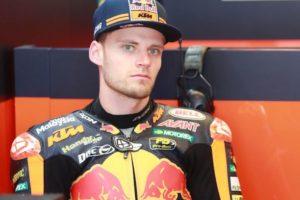 "Austin MotoGP: Brad Binder ""It wasn't a nice situation"""